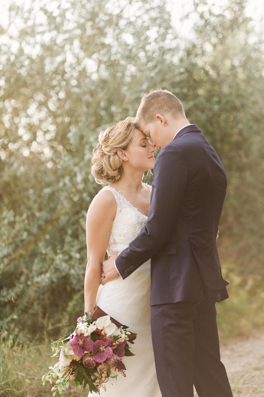 Photo de couple lors mariage sur Perpignan