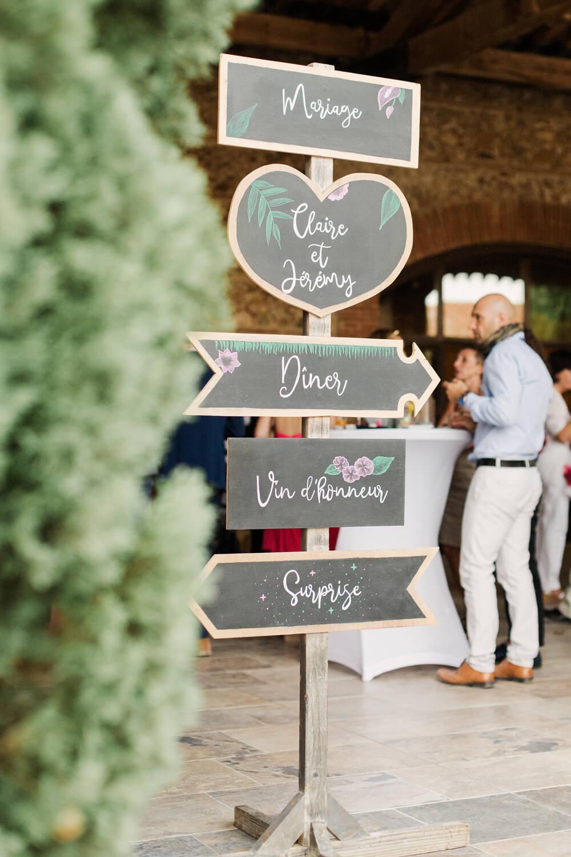Photo-decoration-vin-honneur-mariage-sur-perpignan