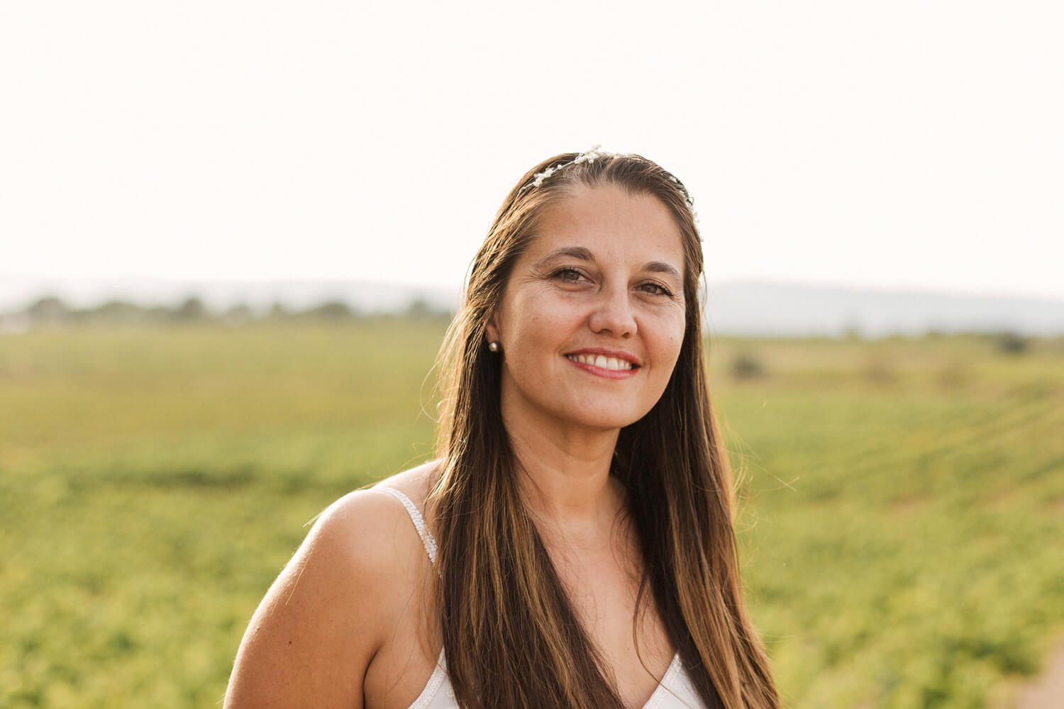Photo-portrait-mariee-devant-vignoble-catalogne